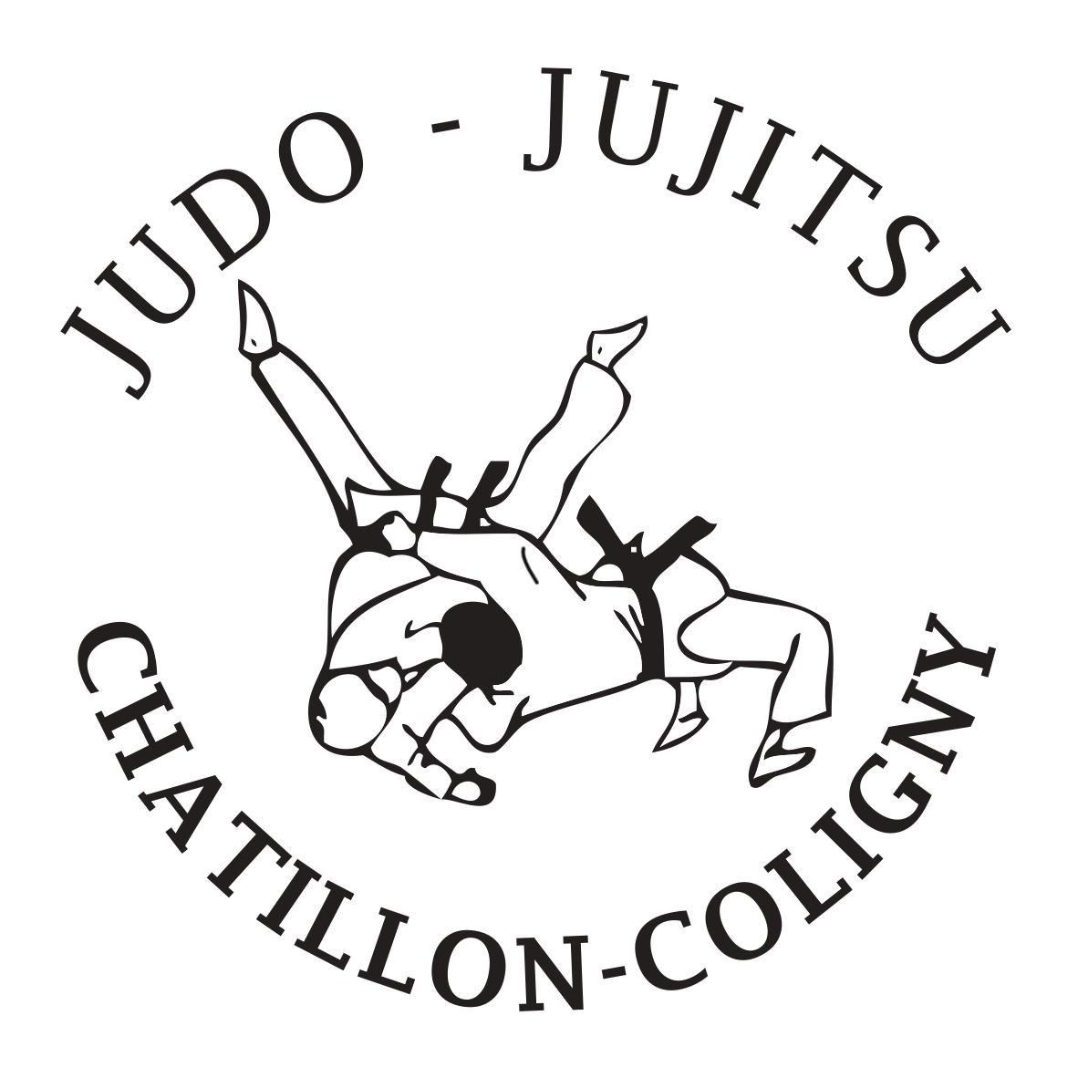 Logo JUDO JU-JITSU CHATILLON C.