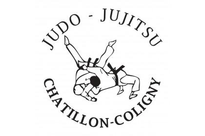 Logo du JUDO JU-JITSU CHATILLON C.